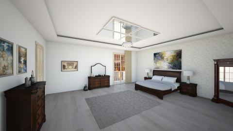 159 - Bedroom - by Kim Youn ji