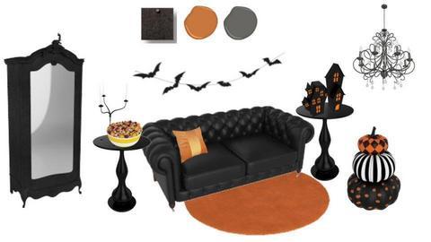 Halloween - by sarmilou