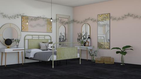 Ava - Classic - Bedroom  - by evabarrett