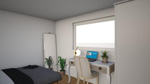 Mi pieza - Minimal - Bedroom  - by ukvphila
