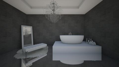 romantic - Glamour - Bathroom  - by Hajartjee