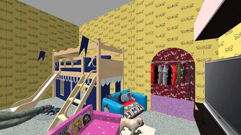 KIds Home - Kids room  - by Mylee_Aylward_OwO