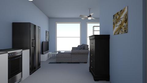 Lake - Living room  - by AJBax930