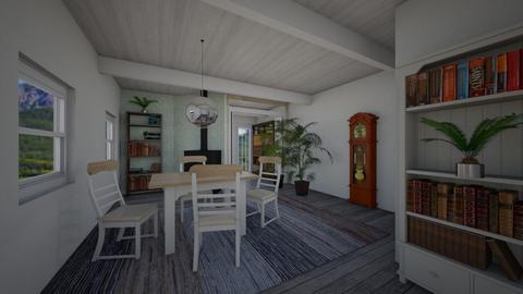 oo - Living room  - by khalilalhammuori
