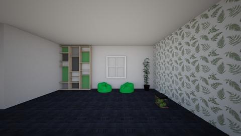 hass classroom  - by gburton