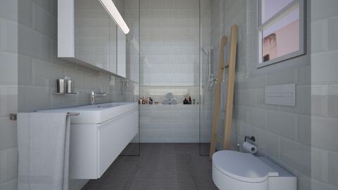 Casa168Bathroom - Eclectic - Bathroom  - by nickynunes
