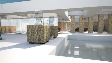 DesertGlassHouse - Modern - by StienAerts