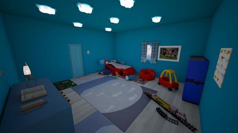 kid room - Kids room - by lokneszikolbasz