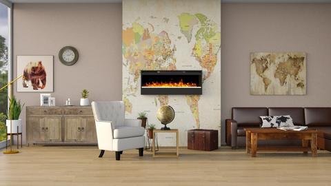 Travel living room - Living room  - by luna selvaggia