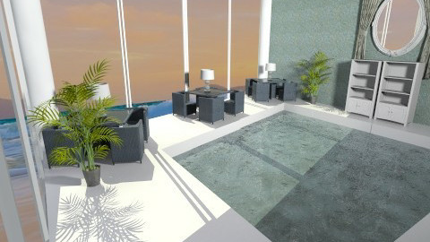 Pool - Modern - Garden  - by HGranger2