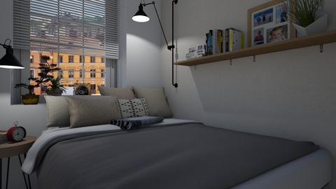 Tiny - Bedroom  - by Tuija