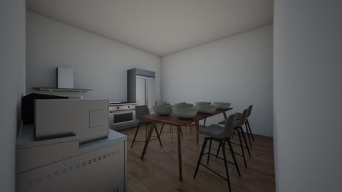 cocina - Modern - by Alexmado