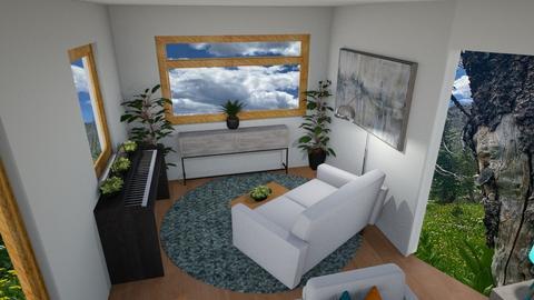 Janes Living Room 1 - Modern - Living room  - by janeweinfeld
