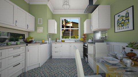 M_Soft - Kitchen  - by milyca8