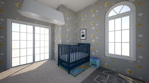 baby boys room - Classic - Kids room  - by pro 109