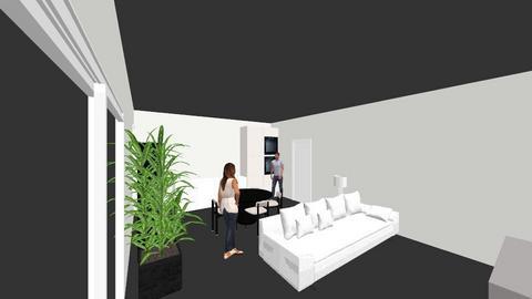 inrichting 33asp - Living room  - by Emmaster