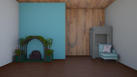 Garden room - Kids room  - by Lucy_lover