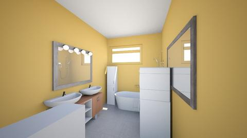 Bano Before - Bathroom  - by alejandracardenas