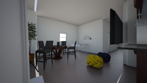 mr - Modern - Living room  - by nasser213