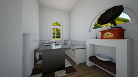 peanut butter jelly - Living room - by trollegamer