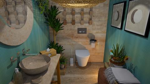 M_Toilet - Bathroom  - by milyca8