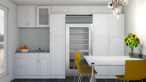 Comfort - Kitchen  - by yonvie