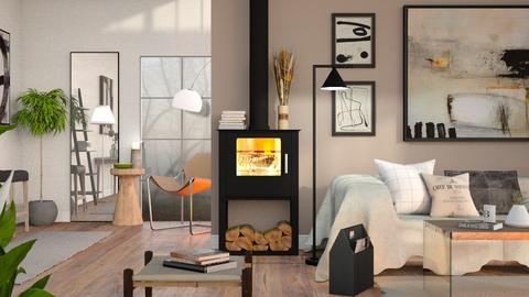 Floor Lamps - Eclectic - Living room  - by Sally Simpson