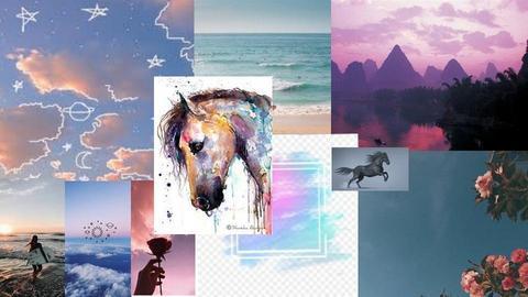 aesthetic - by horseygirl Xx