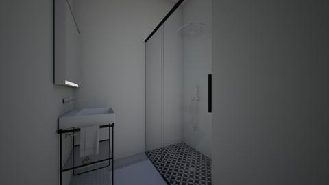 bk room - Bathroom  - by bergsiekergirls