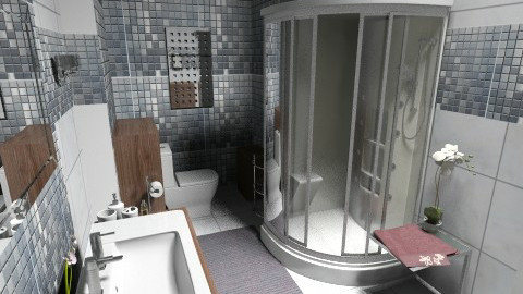 bath - Modern - Bathroom  - by Firuza Eva