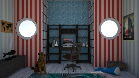 Nautical office - Office - by Perpetto