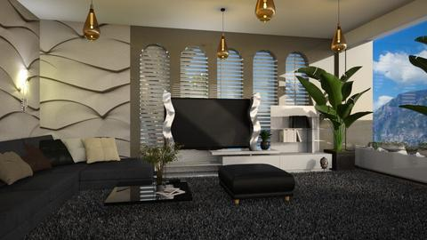 Tolentino - Modern - Living room  - by ZsuzsannaCs