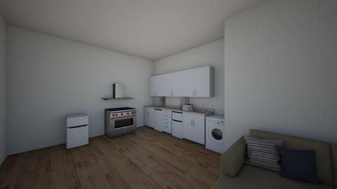 jheny - Kitchen  - by leooliver1403