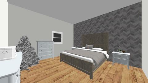 Finola Winters Bedroom - by faidmulroy