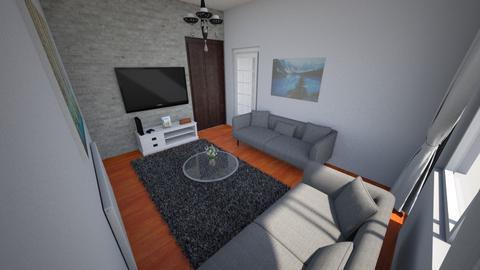 Ev salon 2 - Living room  - by filozof