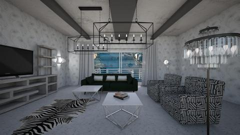 Living Space - Modern - Living room  - by Leo Henry Romano