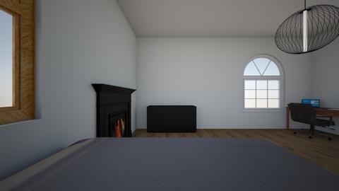 Project English Draft 1 - Modern - Bedroom  - by rhin135ryan