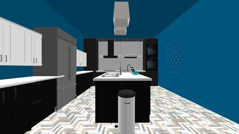 Joans Kitchen - Kitchen  - by joanbritton123