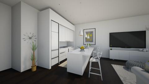 Studio1K - Modern - Kitchen - by sofia95