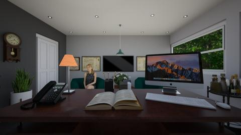 28 - Office  - by dejana1