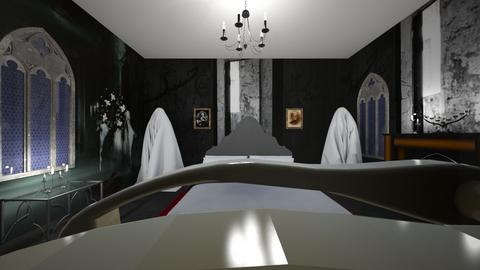 haunted house project - by 1036665