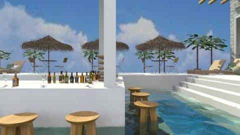 Pool Bar - Modern - by cheyjordan
