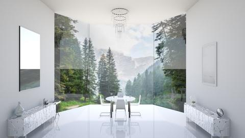 transparent - Dining room - by s_ku