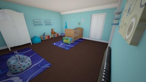 Babys Bedroom 5 - Kids room - by Suzanne Hoskins