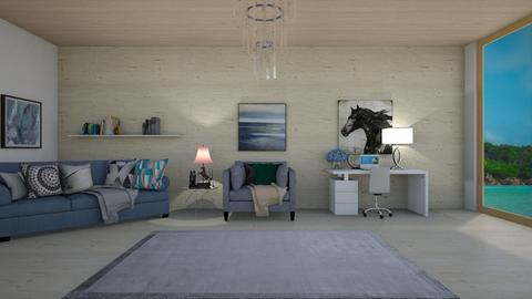 My Dream Office - by Horse_Lover_Mel