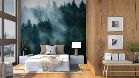 Contest_Into the woods - Bedroom  - by eliseatlife