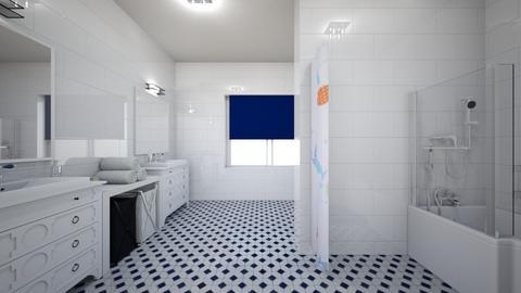 asdfgh3 - Bathroom  - by AleksandraZaworska98