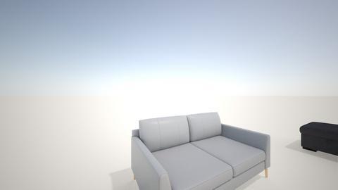 LShape Sofa - Modern - Living room  - by rahulreddy429