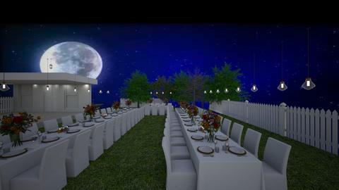 wedding - Modern - Garden  - by lamzoi