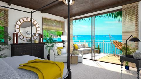 Beach Bed 4 - by sarah4368